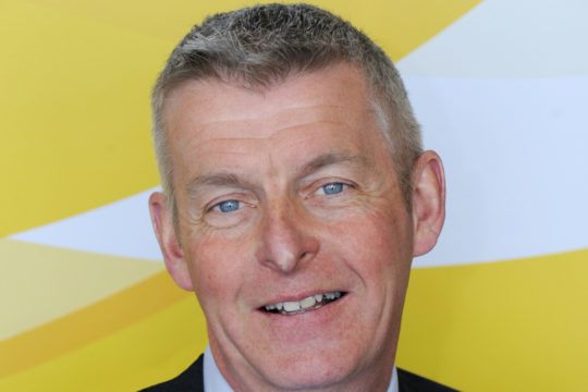 Jim McKenna appointed as new RCHT Chairman