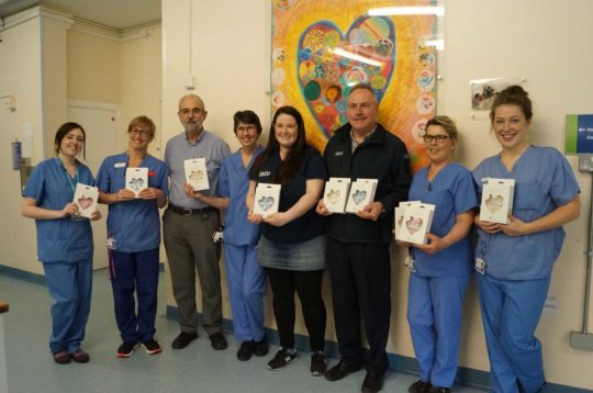St Ives Tesco supports Neonatal Unit