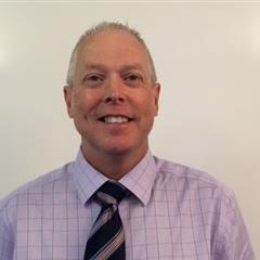 Karl Simkins, Director of Finance