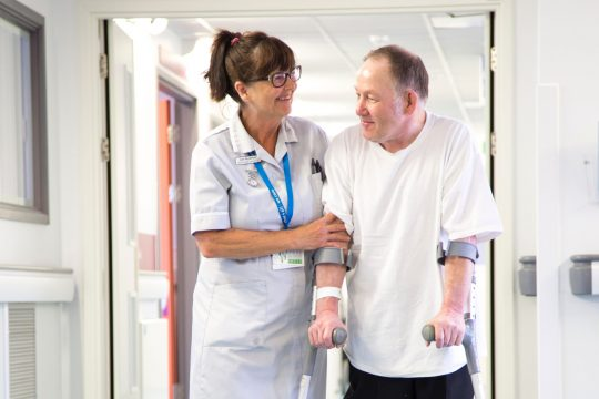 Tackling patient transport delays