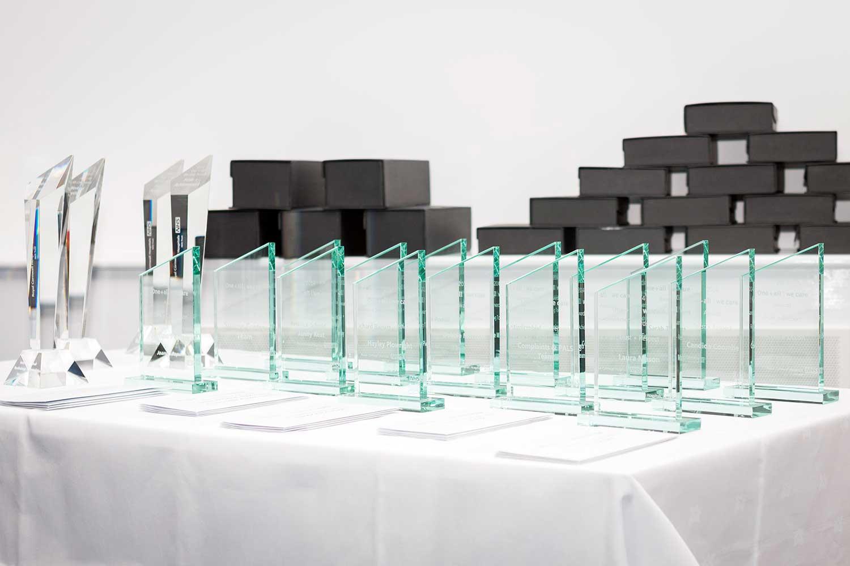 Annual Staff Awards 2016 winners