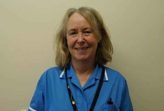 Staff Nurse Shortlisted for Bank Nurse of the year