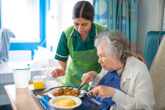 A good PLACE: RCHT hospitals score well in patient led assessments…