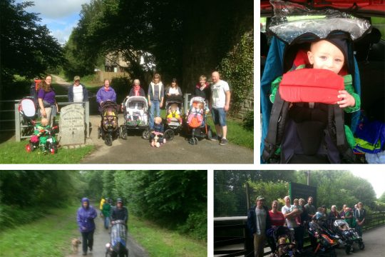 Bodmin Mums Raise Money for BABA