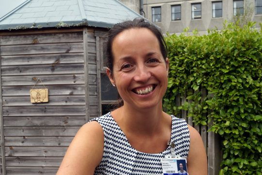 National Award win for dietitian, Rachael Brandreth