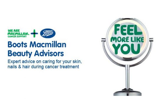 Personal Appointment with Boots Macmillan Beauty Advisor
