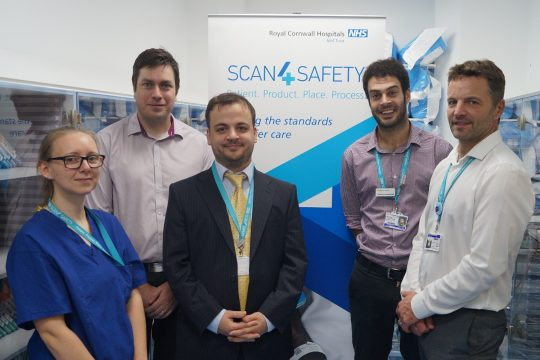 Scan4Safety transforms Inventory management in RCH's Cath Labs