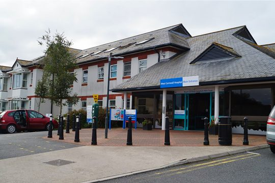 £2 million project to replace CT and X-Ray equipment gets underway at West Cornwall Hospital