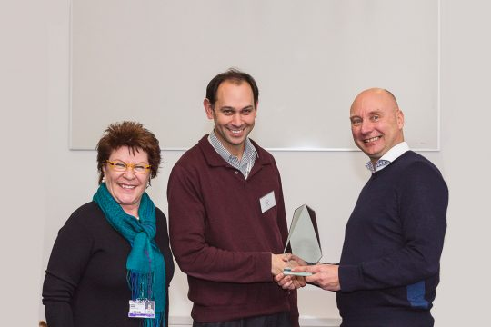 Celebrating Innovation at the 2nd Annual Research Awards
