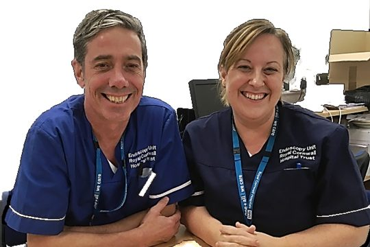 Accelerated training programme supports development of endoscopy service