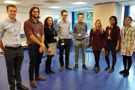 First Future Medics workshops huge success