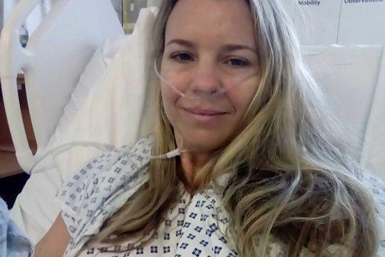 How Endometriosis treatment at Royal Cornwall Hospital transformed Kathryn Davidson's life