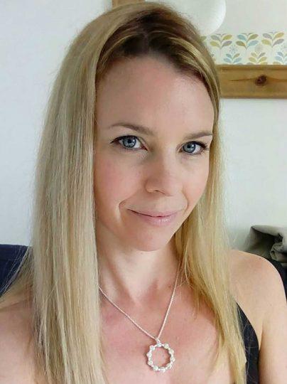 Endometriosis patient Kathryn Davidson