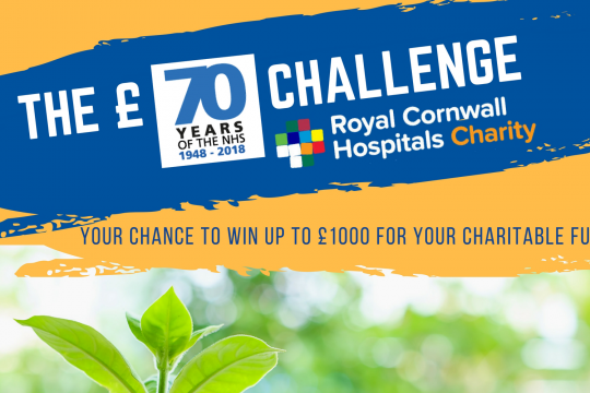 Take on the £70 Challenge