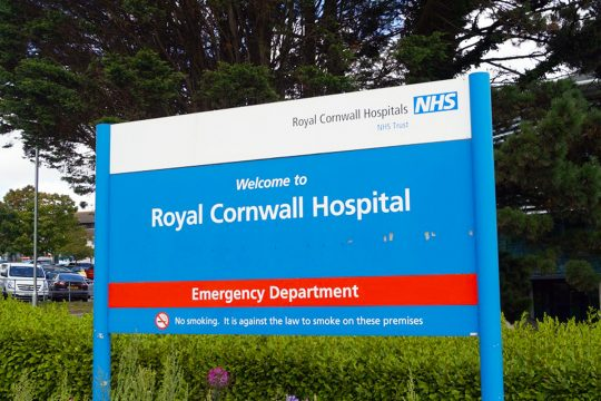 Royal Cornwall Hospital's Festival of Opportunity