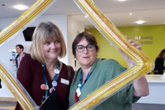 Celebrating our brilliant Healthcare Assistants and Assistant Practitioners