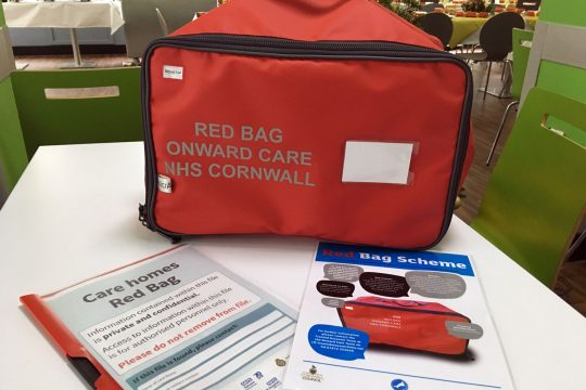 New bag scheme to build on 'personalised' care and reduce hospital stays