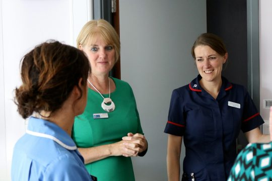 Royal College of Midwives Chief Executive welcomes improvements in maternity care
