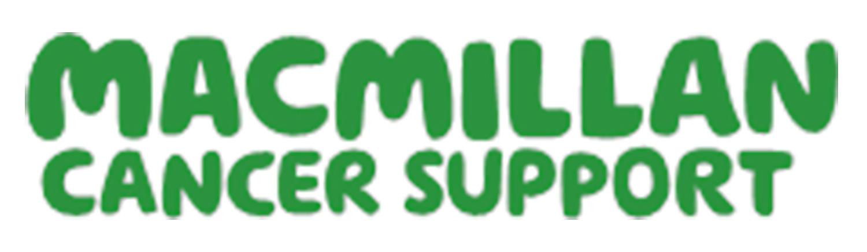 Logo - Macmillan Cancer Support