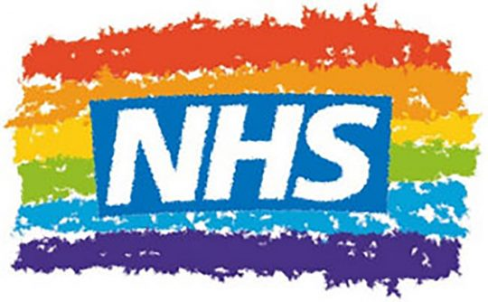 Have you spotted our NHS rainbow badges?