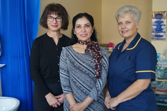 Prestigious Accreditation recognises excellent Urogynaecology Service