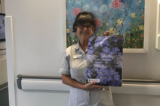 Kay's calendar – Enhancing Dementia care on Kerensa