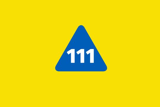 Logo - NHS 111