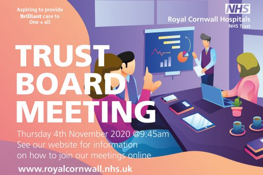 Moving online increases participation in public Trust Board meetings